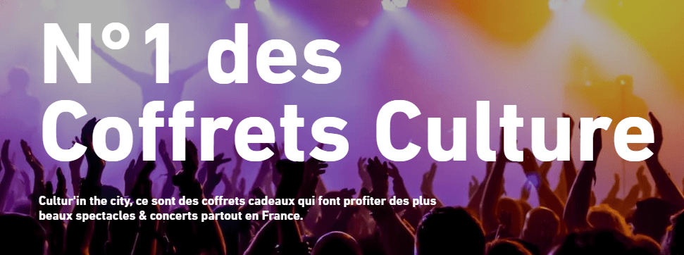 coffrets cadeaux culture otheatro cultur in the city