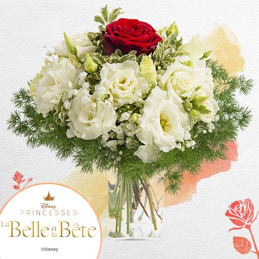 Bouquet La Belle et La Bete