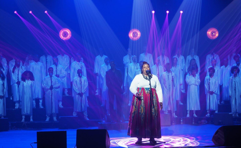 Spectacle Gospel pour 100 voix Paris