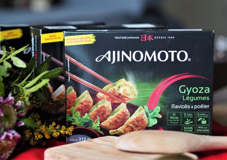 gyoza ajinomoto legumes