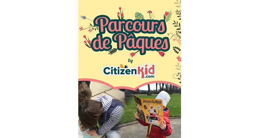 Chasse aux oeufs citizen kids