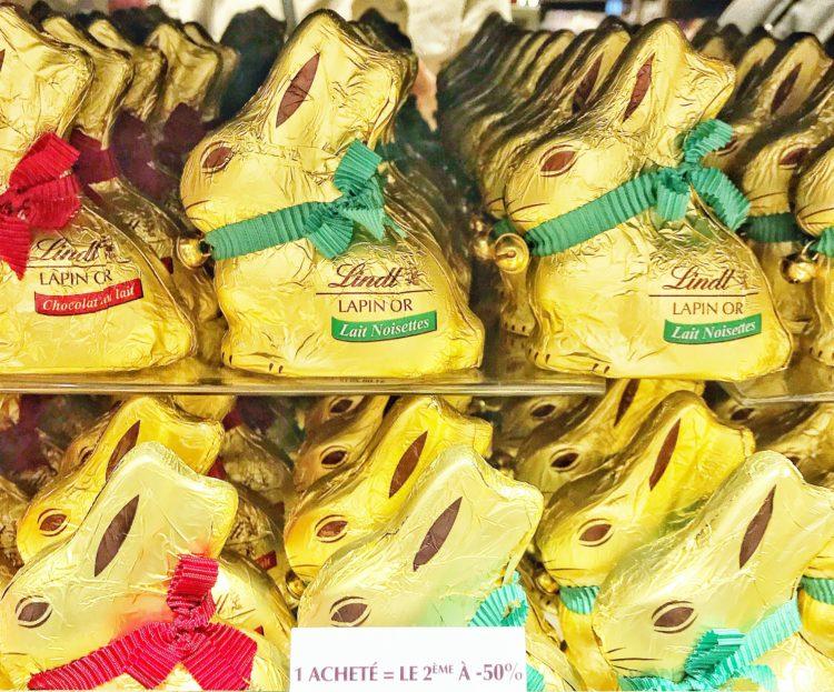 Pâques 2019 – Mes bons plans en Chocolat