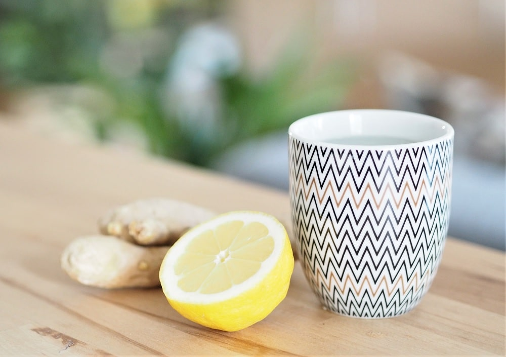 INFUSION CITRON GINGEMBRE remede