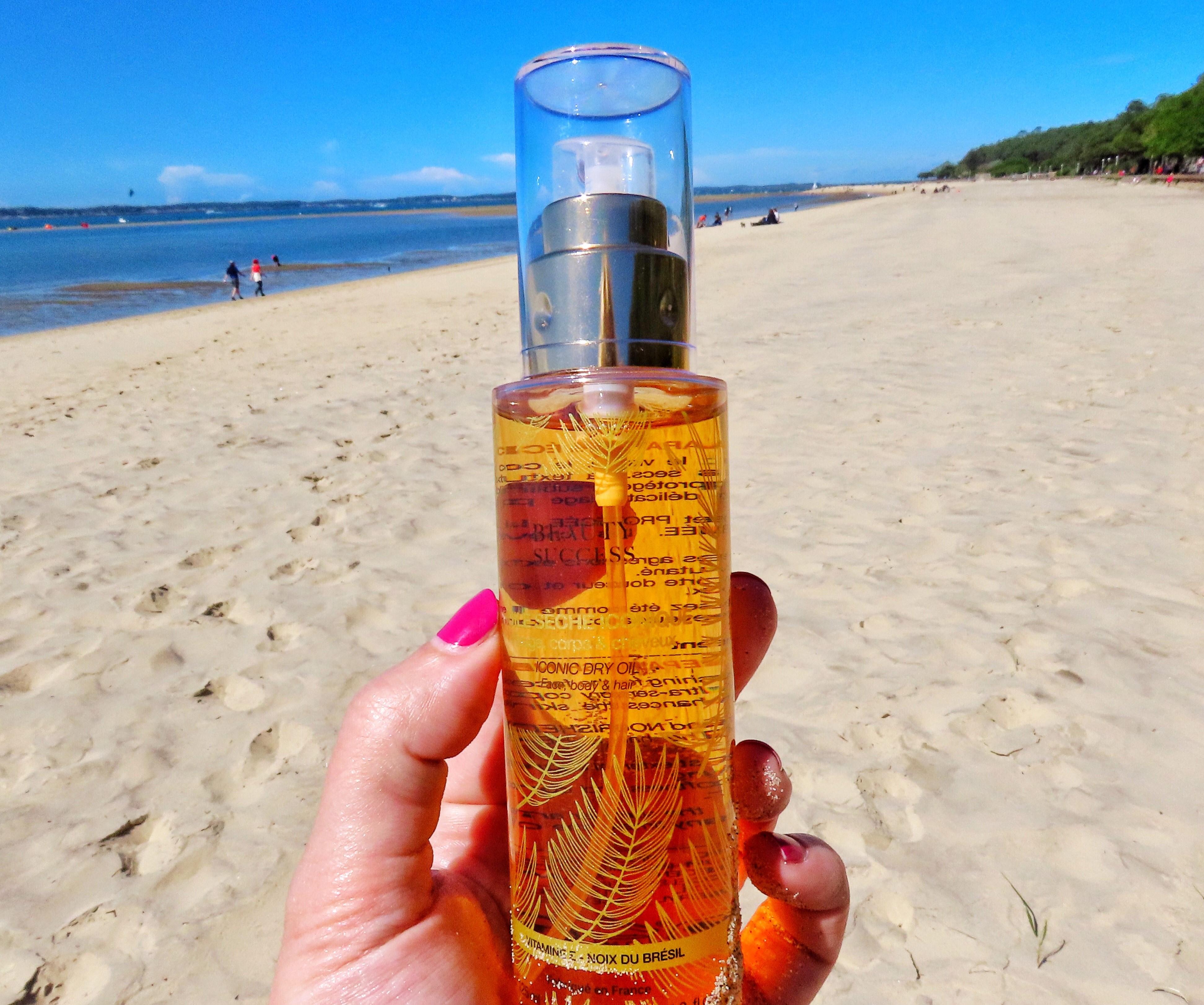 beauty success huile seche iconique