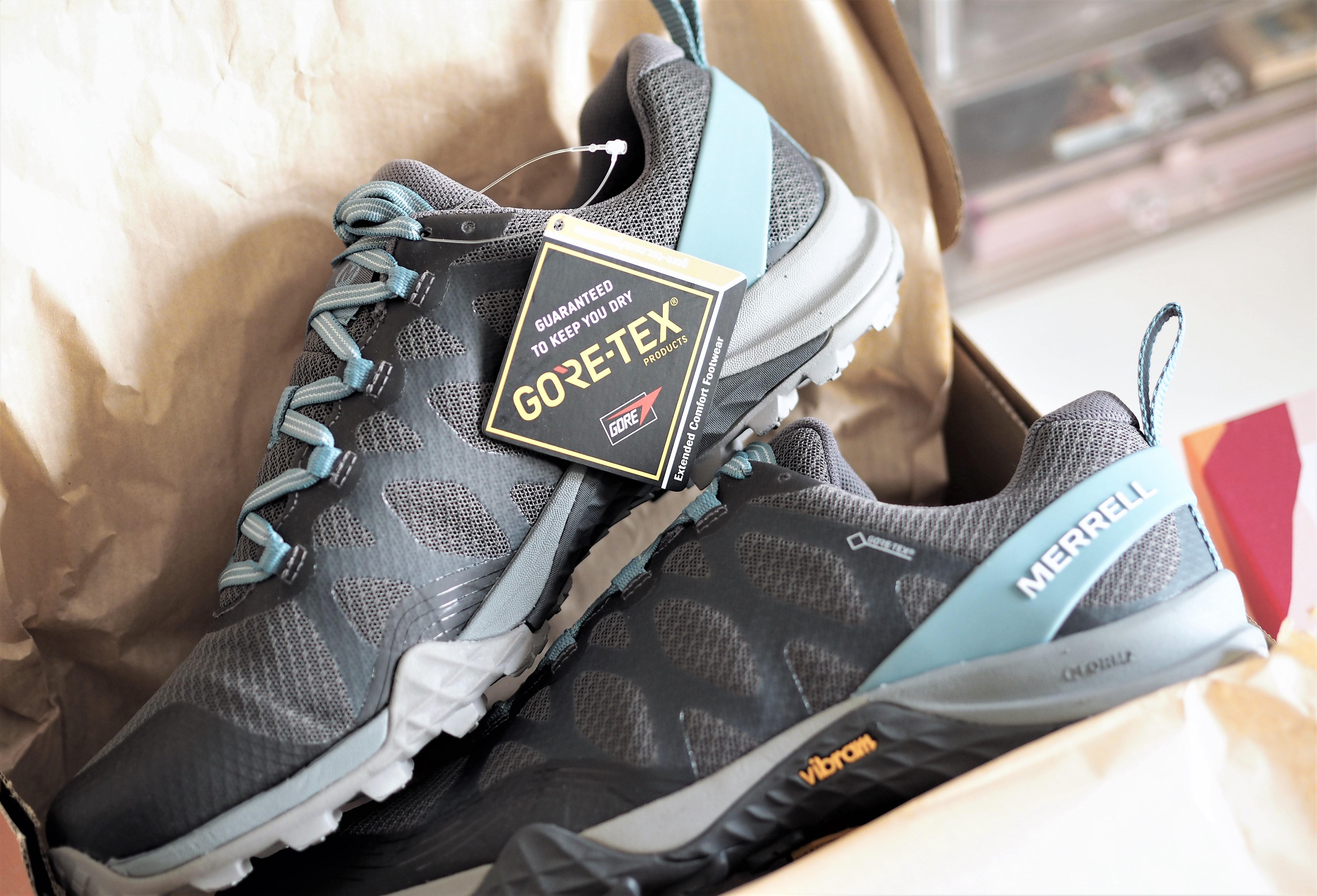 chaussures rando merrell