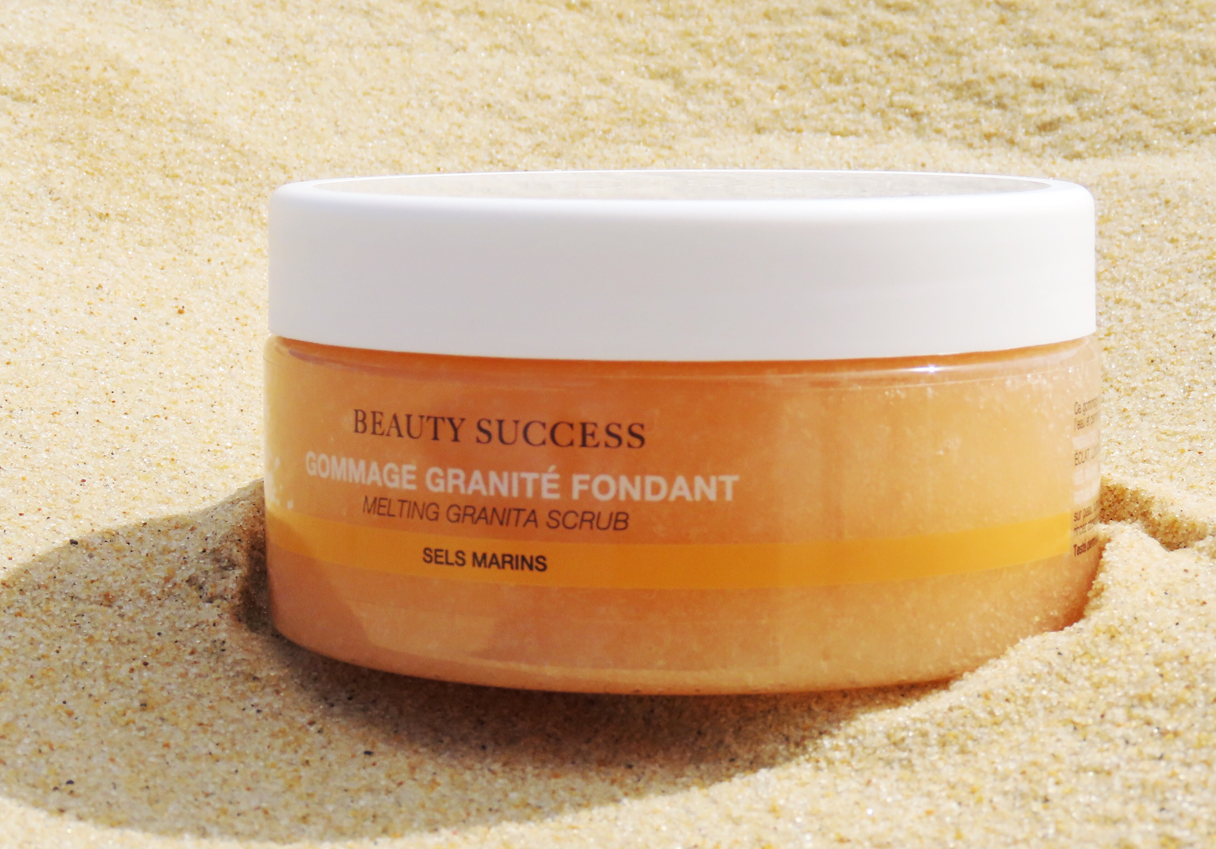 gommage beauty success