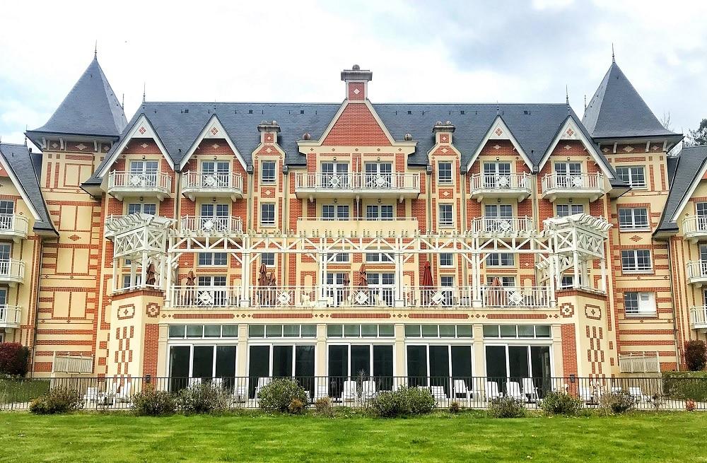 Couverture bo resort cottage normandie