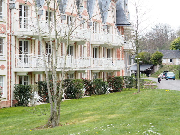 bo resort cottage normandie