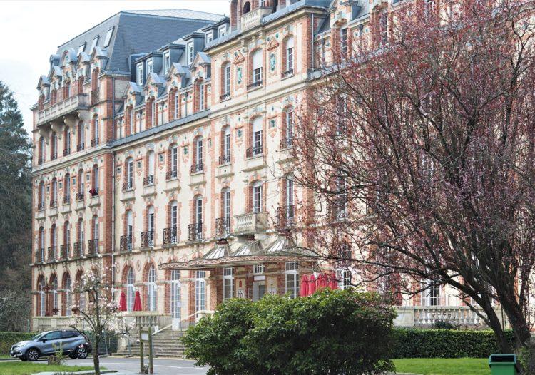 hotel des thermes bagnoles de l orne