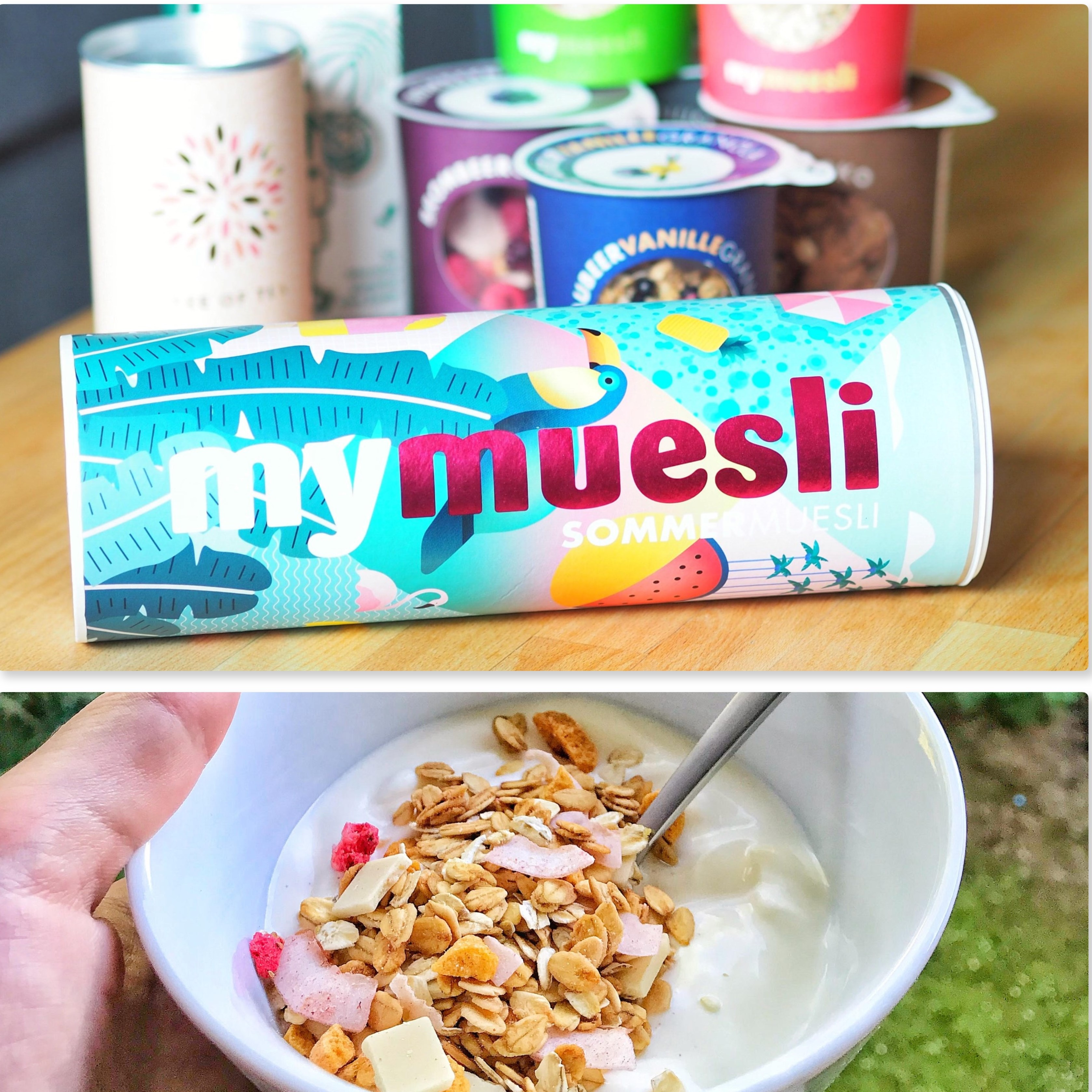 my muesli summer muesli