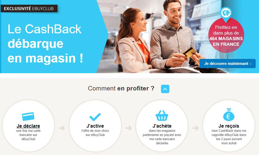 site cashback ebuyclub