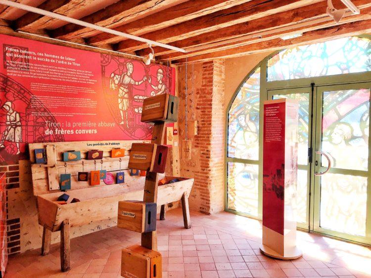 Domaine de l'abbaye Thiron Gardais