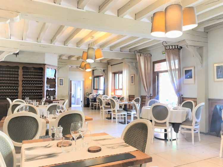 compo restaurant hotel de la foret senonches