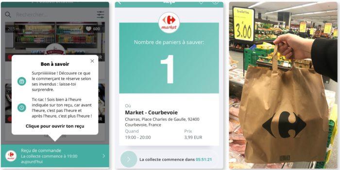 Too Good To Go Carrefour Market