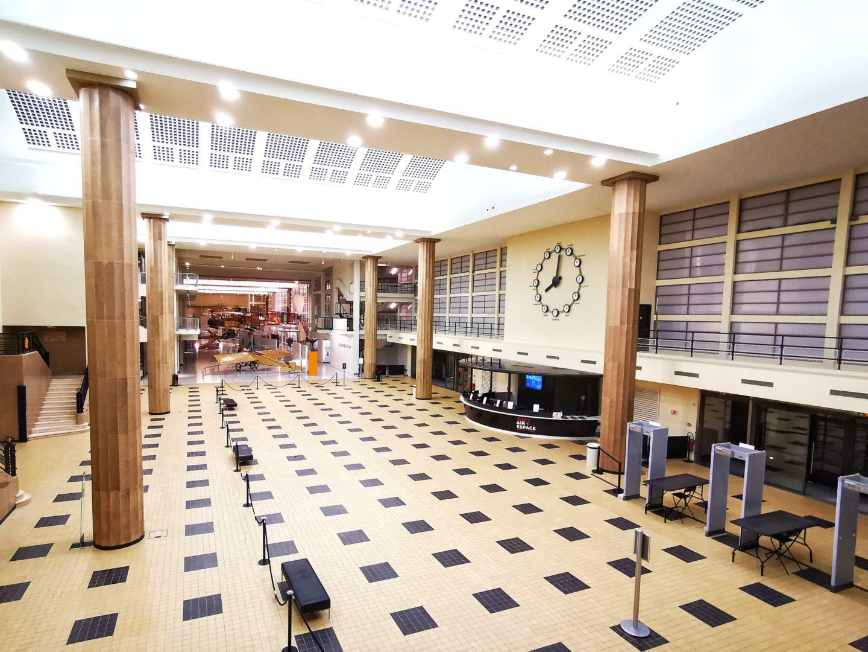 Grande galerie - Le Bourget