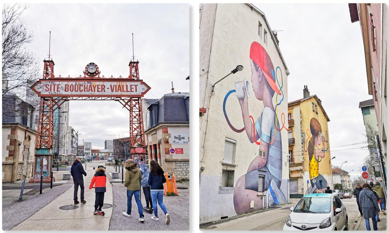 Grenoble street art