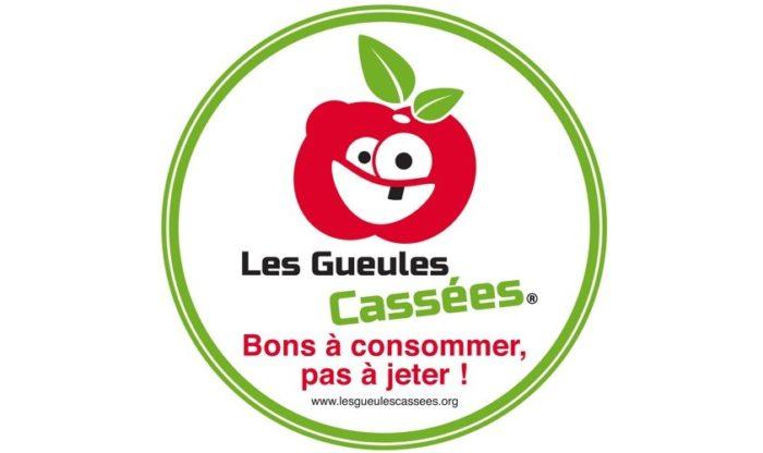 logo fruits et legumes gueules cassées