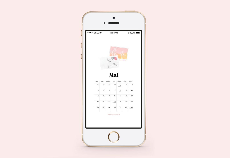 calendrier-mai-2020-blog-claire-la-paillette-iphone