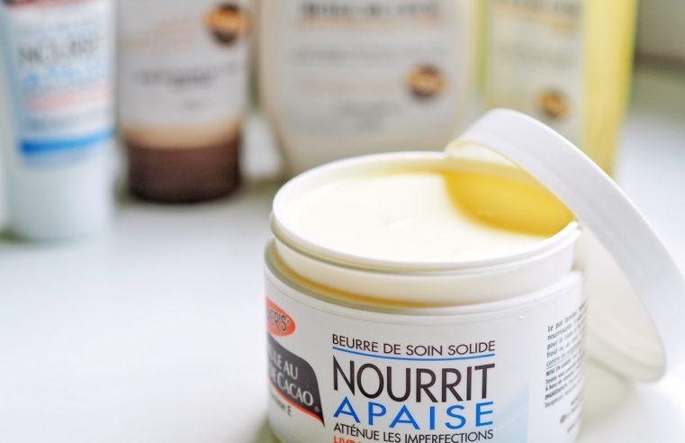 Beurre de Soin PALMER'S pour les peaux très sèches