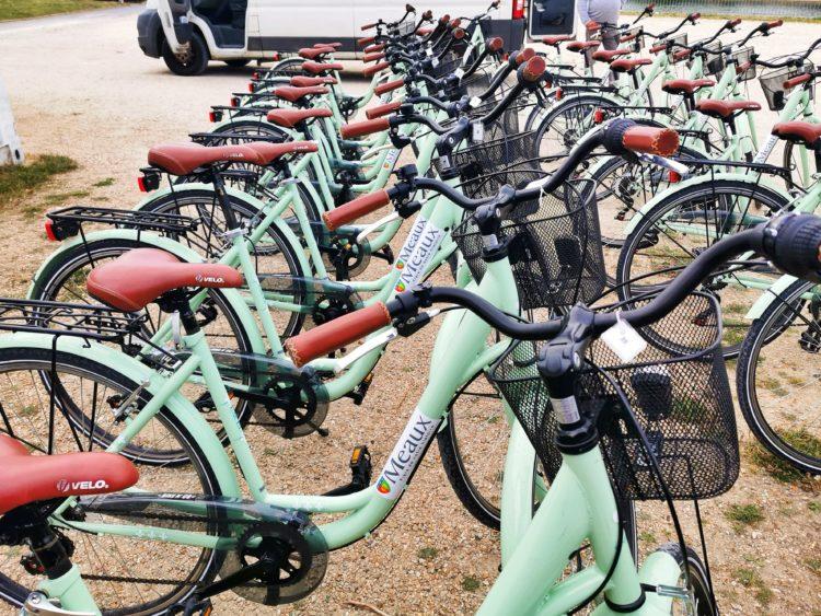 Vélos en prêt à Meaux
