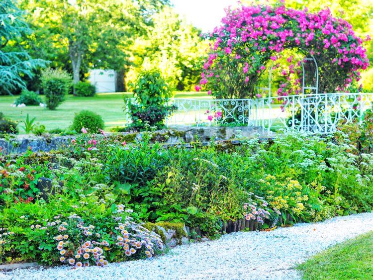 jardin domaine de meaucé