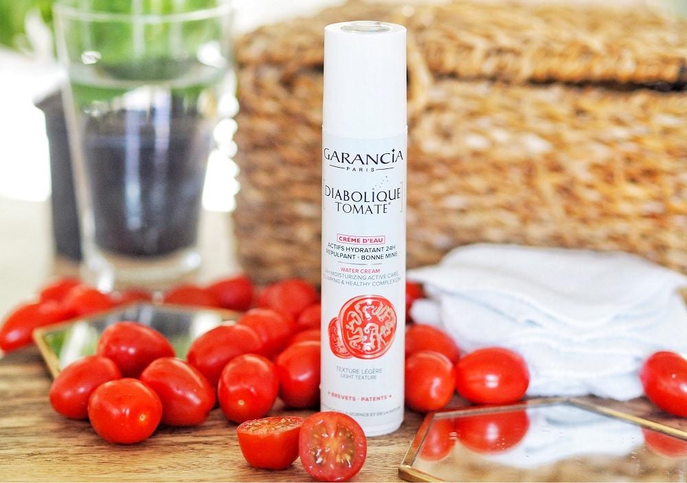 Couverture Garancia Diabolique Tomate
