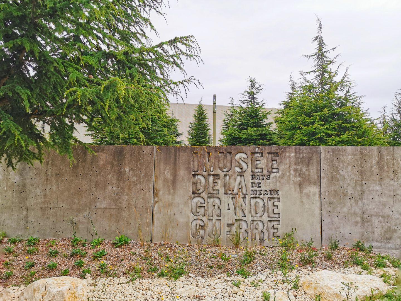 Musée de la grande guerre meaux
