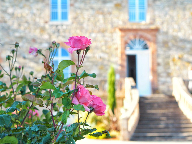 porte chateau de tauzies gaillac tarn
