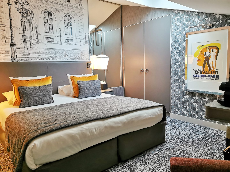 Suite hotel la lanterne