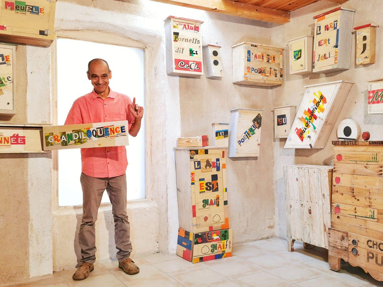 Alain Fornells meubles modestes bassan