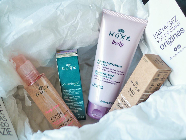 Produits NUXE Origines Parfums