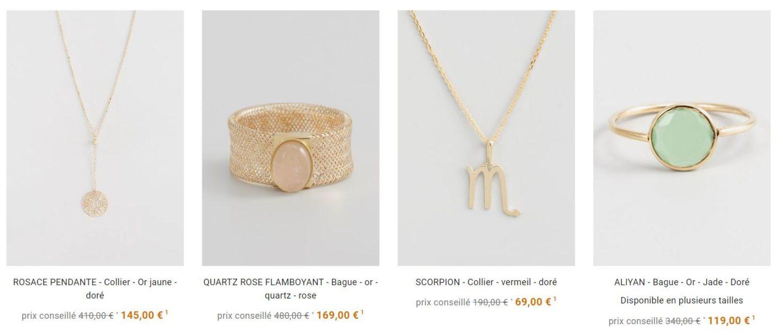 Vente privee bijoux BY COLETTE Zalando Prive