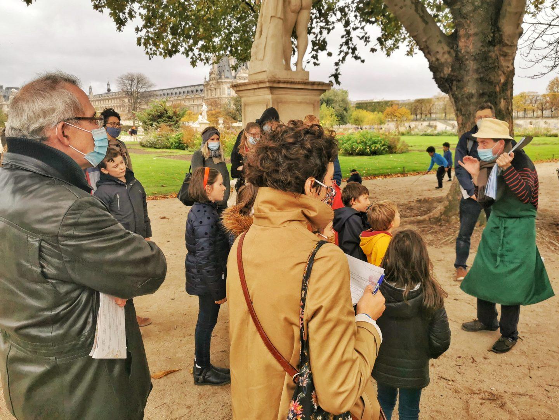 Visites spectacles à Paris