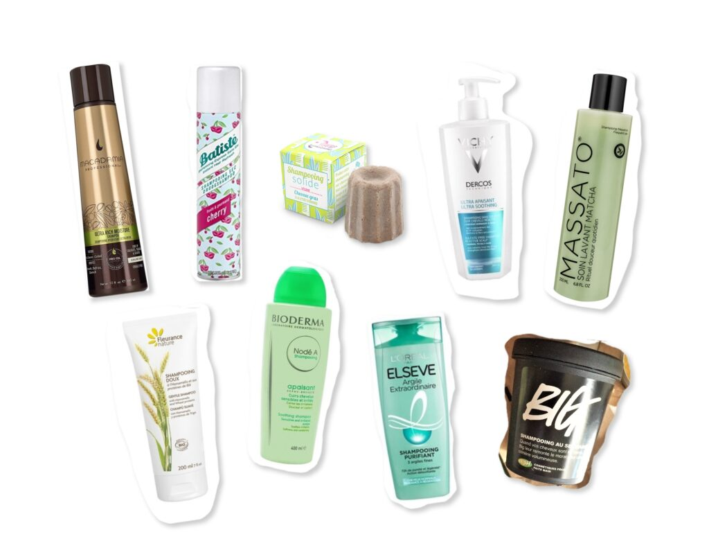Meilleurs shampoing pour cuir chevelu sensible