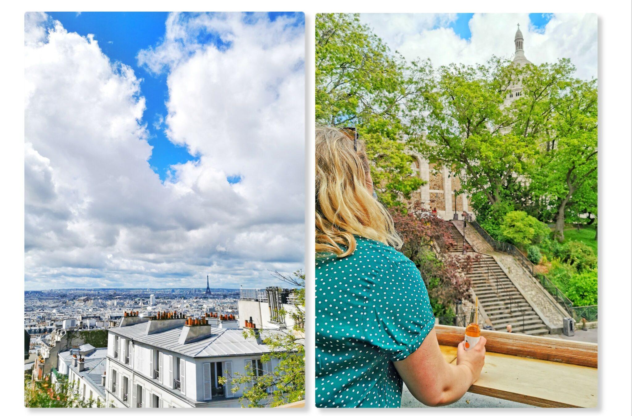 rooftop coeur sacre vue des deux cotes