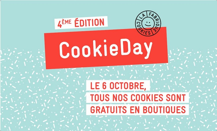 COOKIE DAY octobre 2021