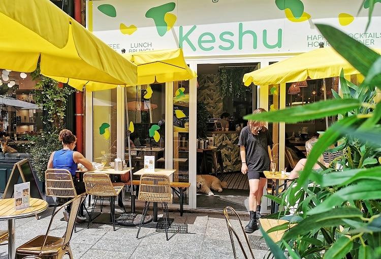 Terrasse Keshu Paris